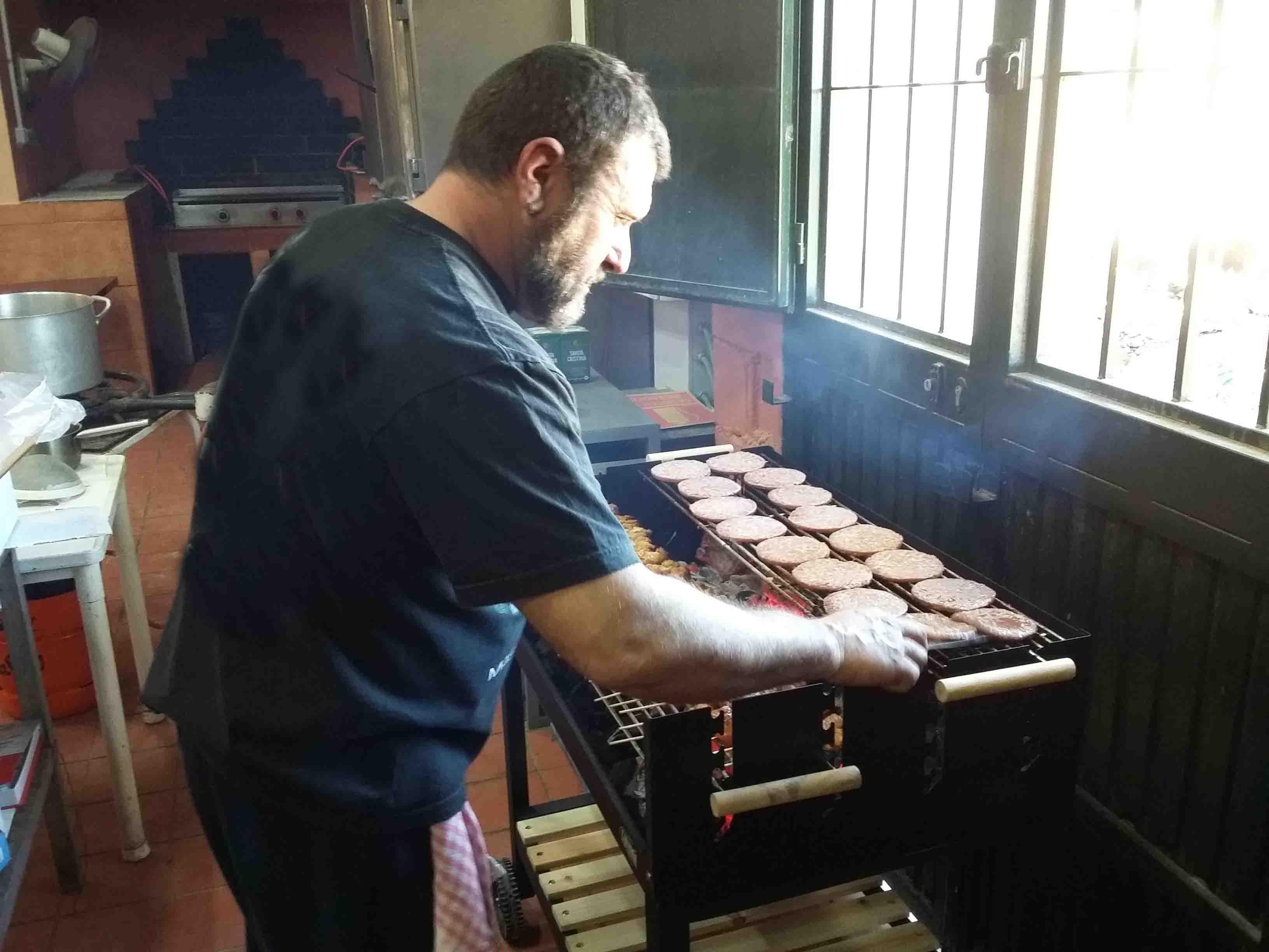 Cocinero Barbacoa SOL EVENTOS MÁLAGA